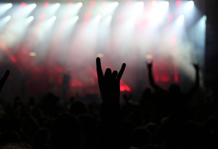 rock, metal, concert